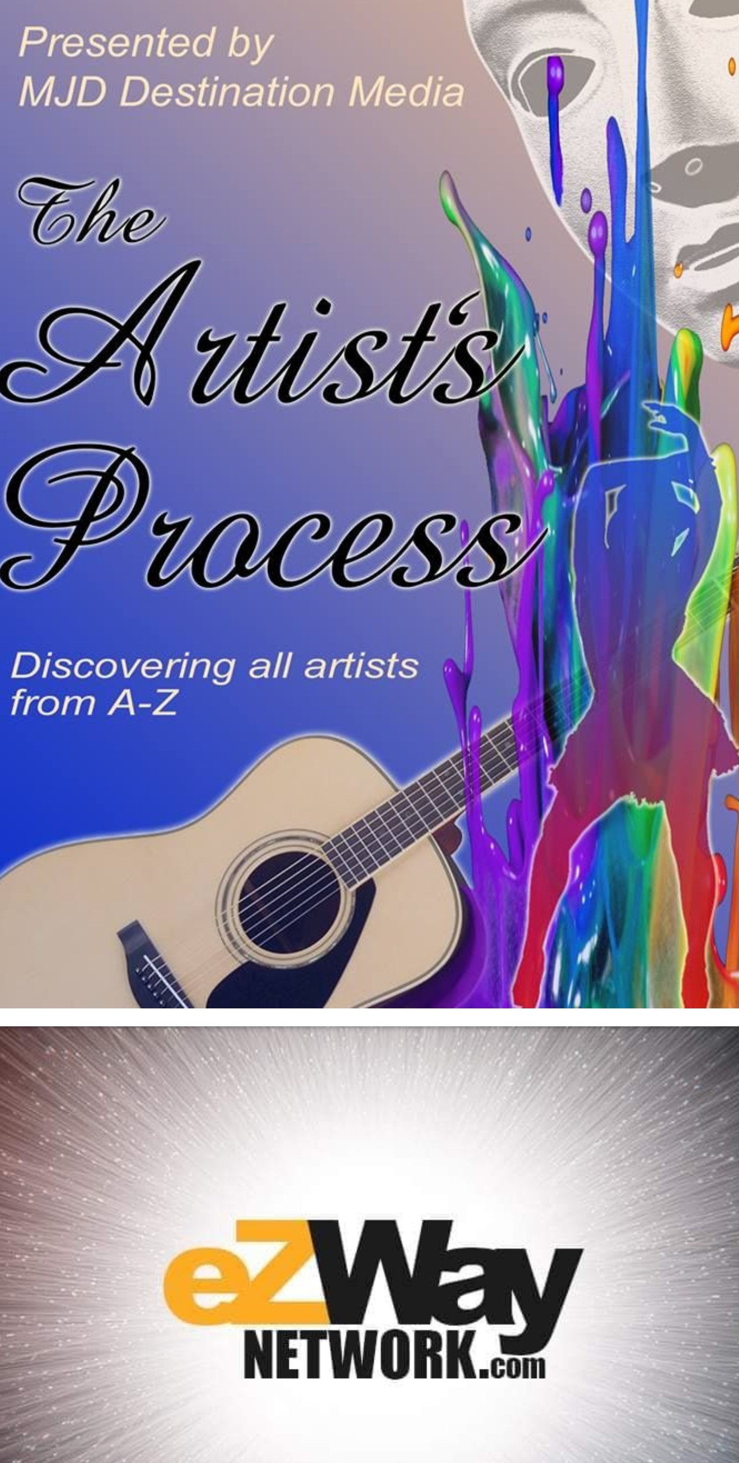 The Artist's Process - eZWay Network!